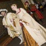 Re-enactors at Hampton Court Palace by Nick Harrison Photography